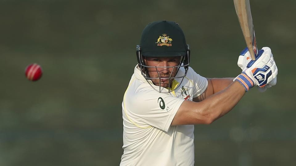Aaron Finch made his Test debut for Australia against Pakistan and averaged over 45 in the two Test series,