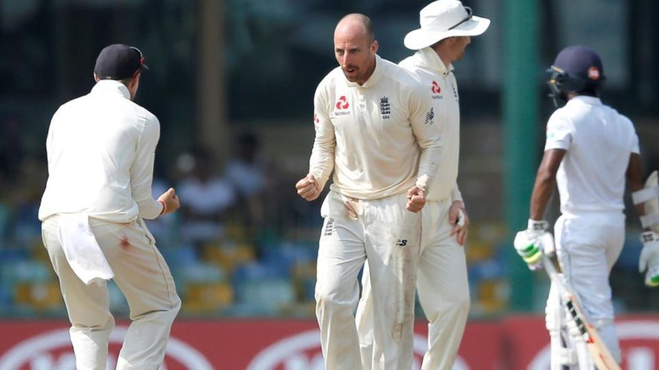 Sri Lanka vs England,Joe Root,Jack Leach