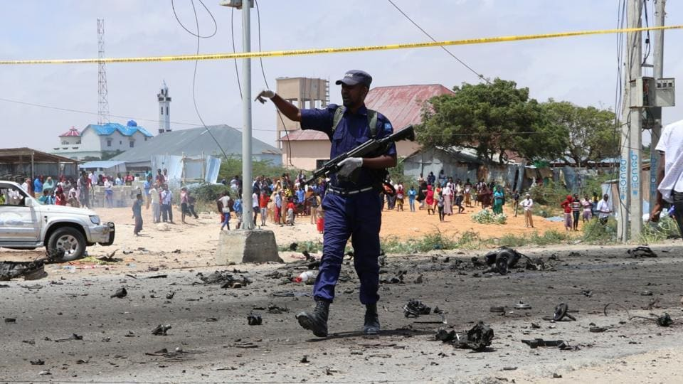 Somalia Attack,Suicide Bomber,Islamic Leader