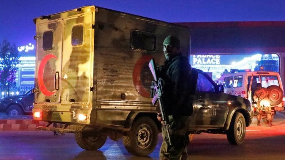 Policemen Killed in Afghan,Policemen,Taliban Attack