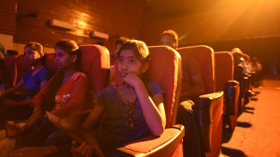 """This is magic,"" 13-year-old Meenakshi (not pictured) thought to herself while watching the play Ek Nayi Shuruaat back in 2000 in Rohtak, Haryana. She had gone there with her father. On the way home, she wondered about the girls on the stage – were they not shamed for this? Didn't they get a beating from their parents? Almost 20 years later, Meenakshi is one of the most successful theatre artistes in Haryana. (Burhaan Kinu / HT Photo)"