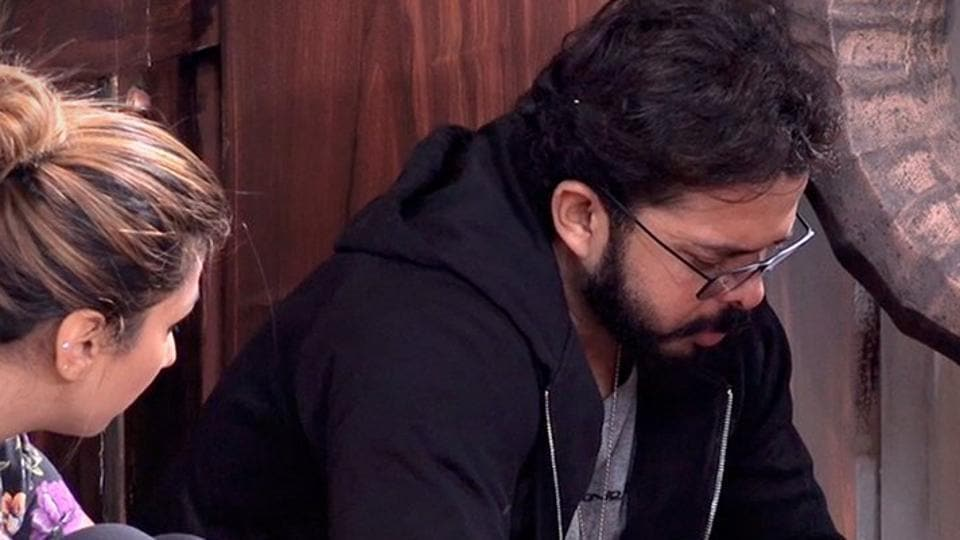 Bigg Boss 12,Sreesanth,Jasleen Matharu