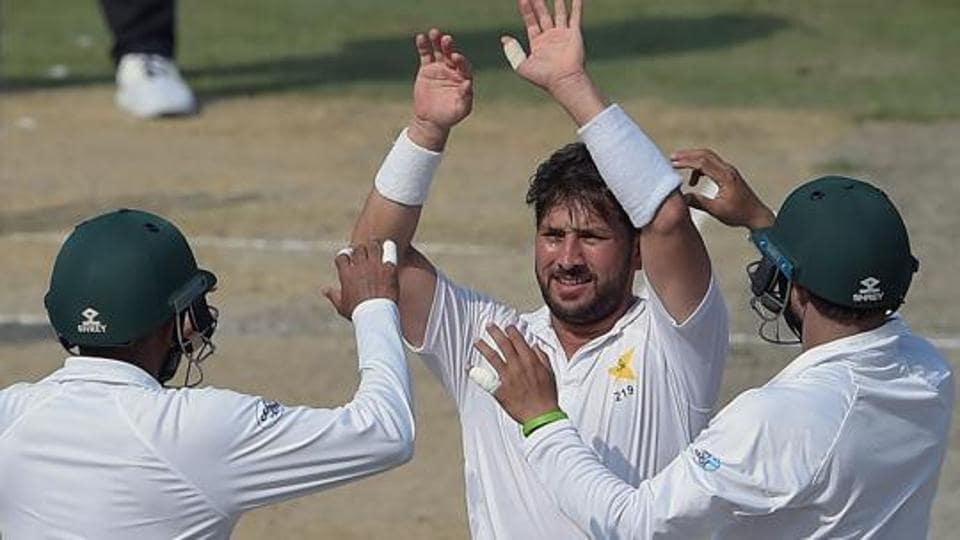 Pakistan vs New Zealand,Pak vs NZ,Yasir Shah
