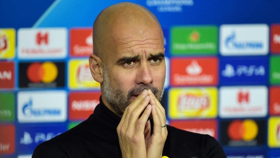 Manchester City head coach Pep Guardiola will be without the services of Bernardo Silva, Gabriel Jesus and Ilkay Guendogan.
