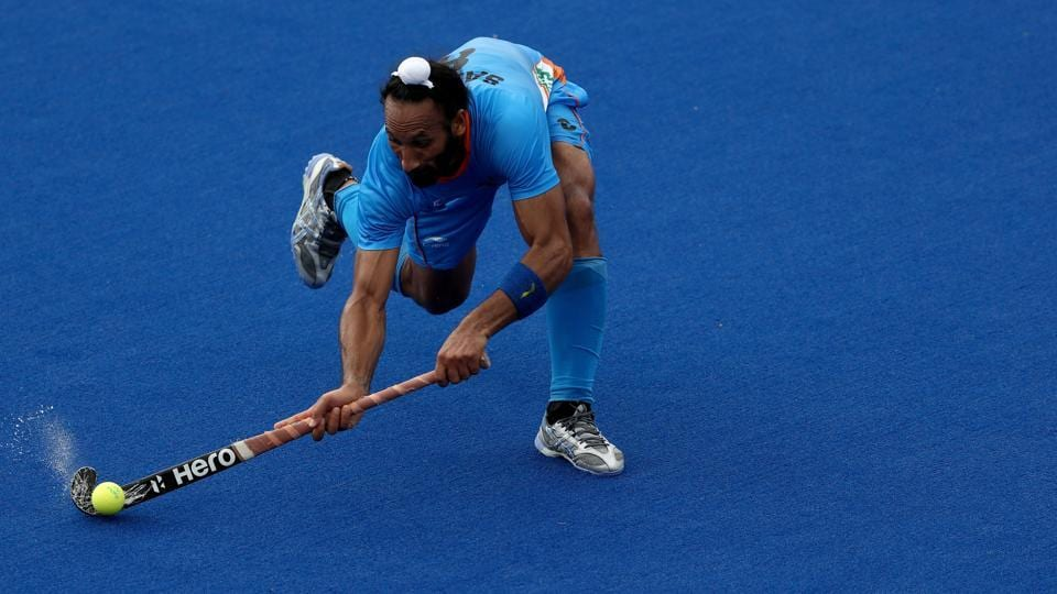 File picture of Sardar Singh