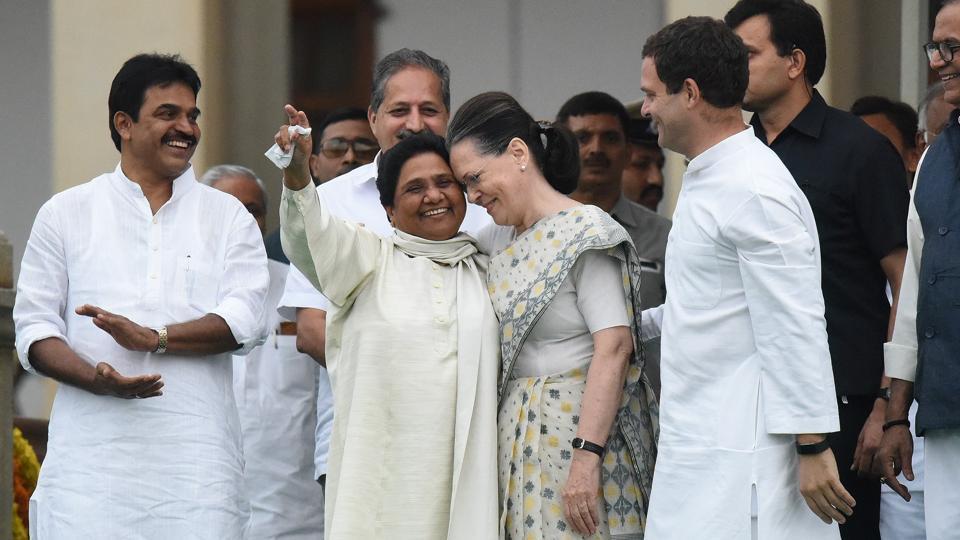 rahul gandhi,opposition leaders meet,lok sabha elections 2019