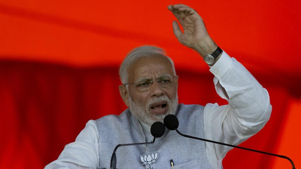 PM Modi invoked Sardar Vallabhbhai Patel to claim had the political titan not been there Indians would have needed Pakistani visa to visit Hyderabad, the present-day capital of Telangana.