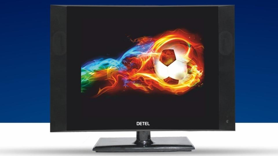 Detel,Detel LCD TV,Cheapest LCD TV India
