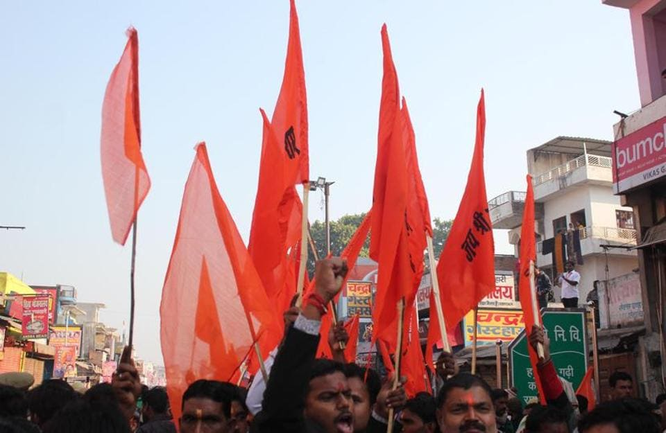 The VHP has been spearheading the Ram temple moment unchallenged so far at least in the Hindi belt, its mass support base. Its workshops, set up to carve stones for the temple, have become centres for pilgrimage in Ayodhya.