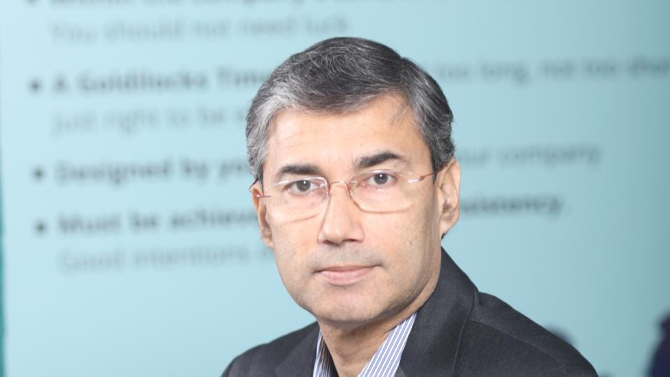 Vikas Singh, Managing Director, Pearson India