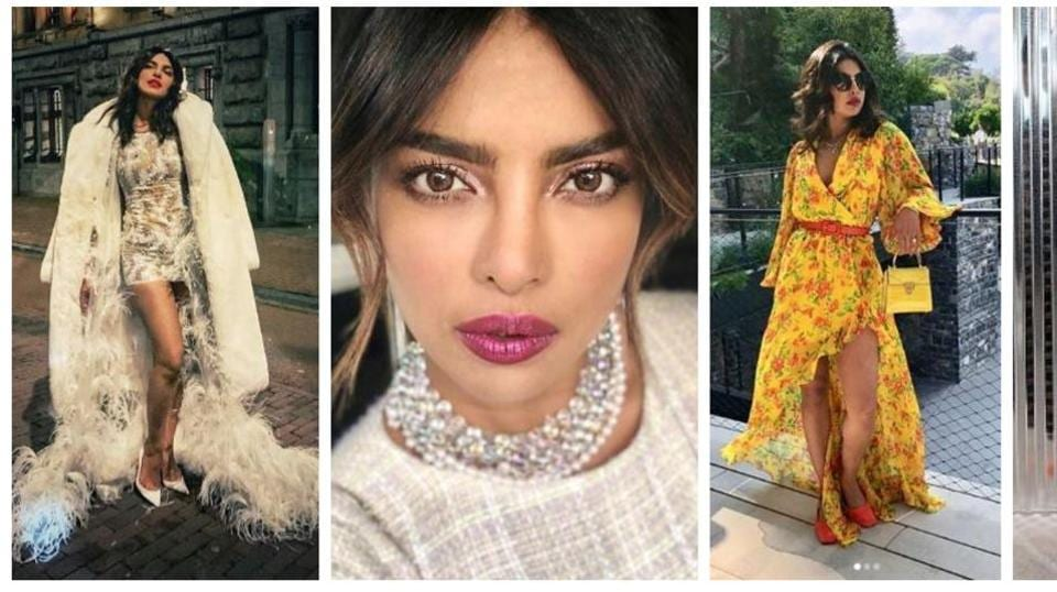 The hide and seek with fashion that began many years ago has paid off and the real Priyanka Chopra has finally spoken.