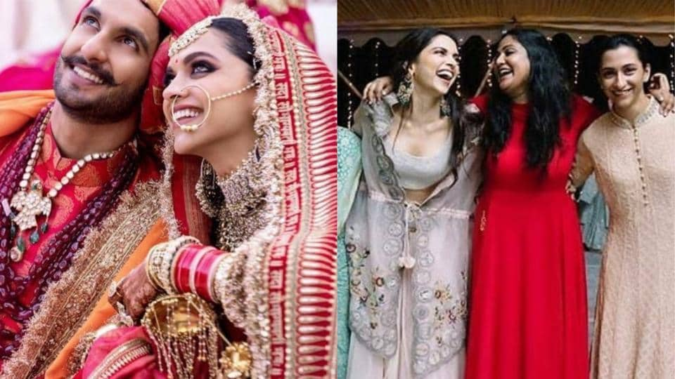 New pic from Deepika Padukone's pre-wedding event emerges ...