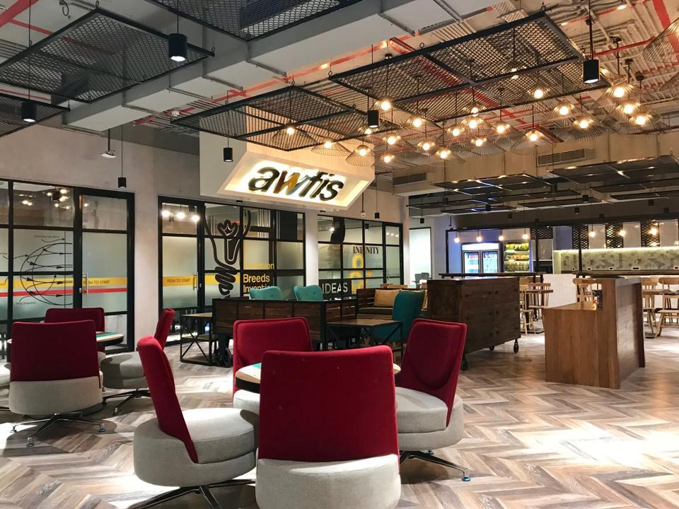 Co-working firms,Gorakhpur,StartUp Café