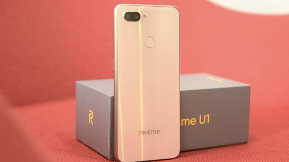 Realme U1 india,Realme U1 Launched in India,Realme U1 price in india