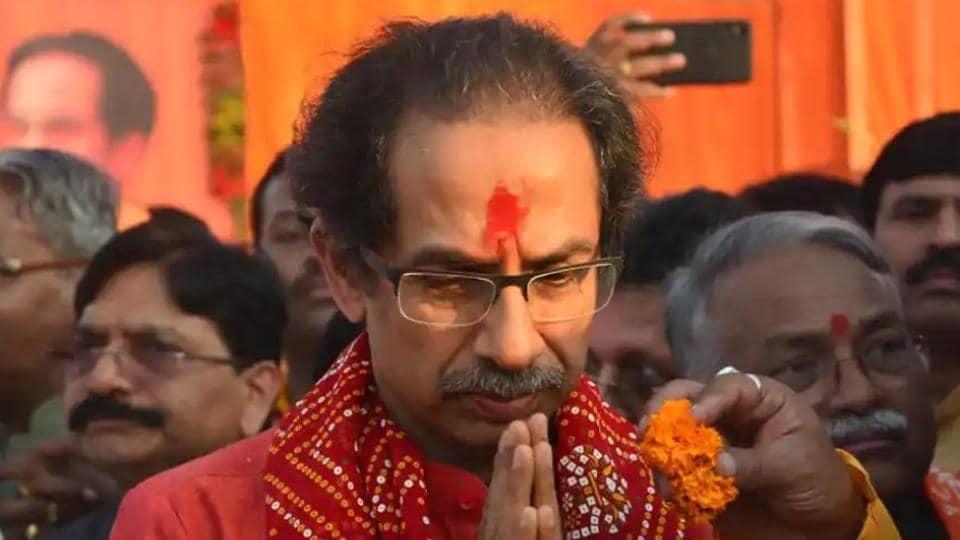 Ayodhya,Shiv Sena,Uddhav Thackeray