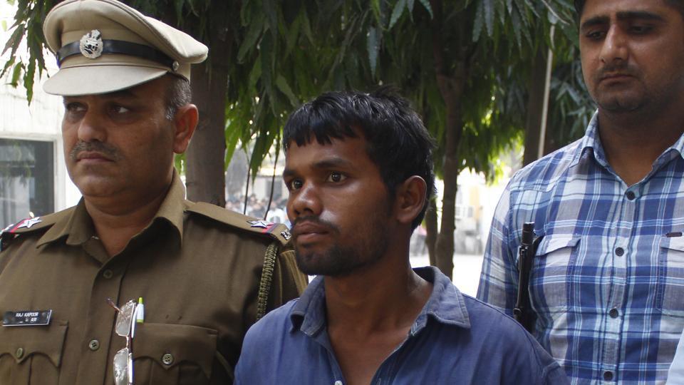 gurugram serial killer,gurugram minor rape-murder,gurugram police