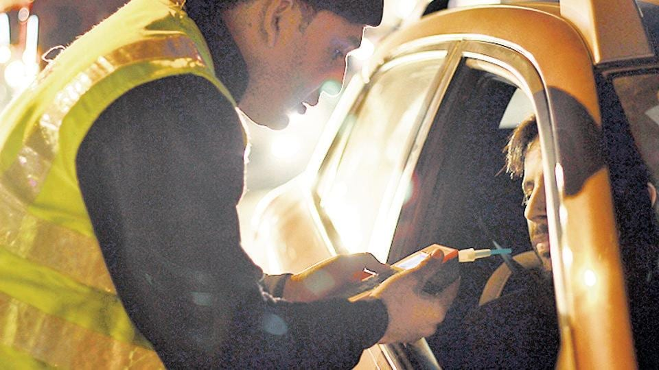 In the recent years, Delhi's traffic police have also been seizing the driving licences for three months of those found guilty of drunk driving.
