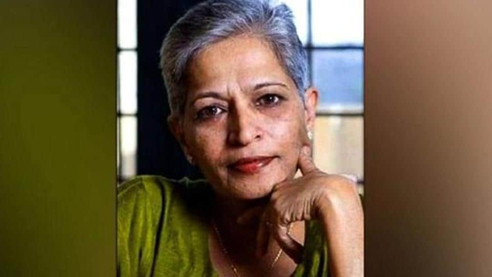 Gauri Lankesh, 55, known for her strong anti-Hindutva views was shot dead in Bengaluru on September 5 last year.
