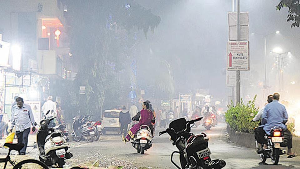 Pune,air quality,safar