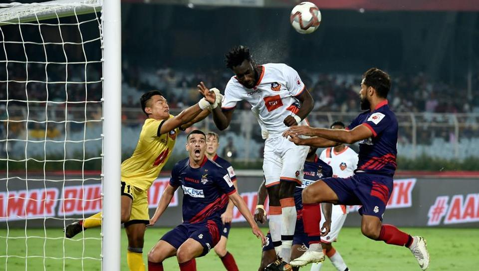 ISL2018,ATK,FC Goa