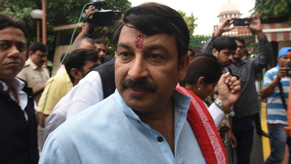 Delhi BJP chief Manoj Tiwari's decision to resume spending nights in slum clusters and unauthorised colonies is part of the party's decision to intensify its outreach programme in these areas, which are considered Aam Aadmi Party (AAP) strongholds.