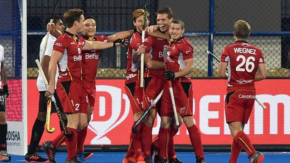 Hockey World Cup 2018,Belgium,Canada