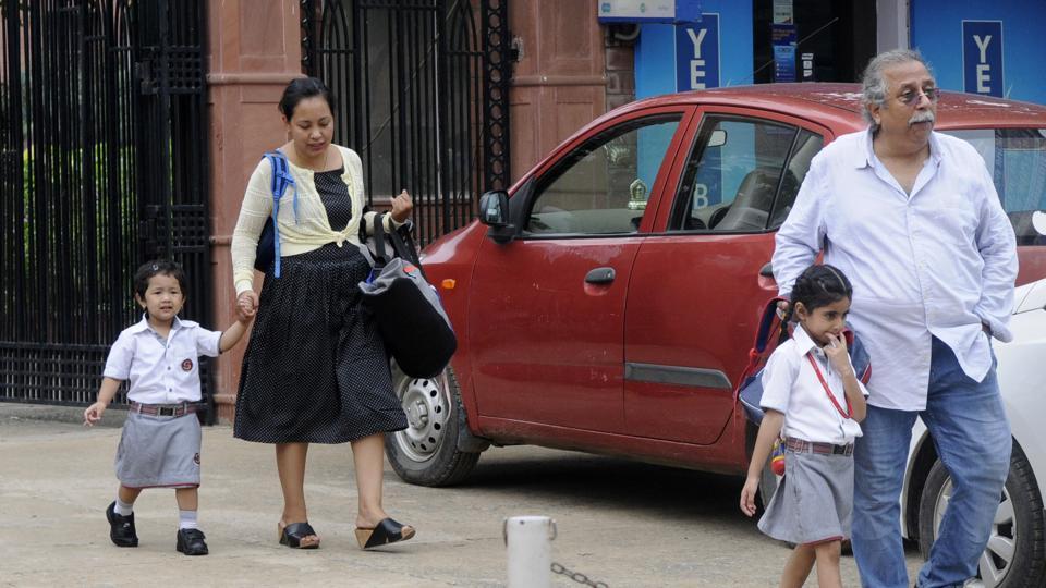 delhi government,upper age limit,nursery
