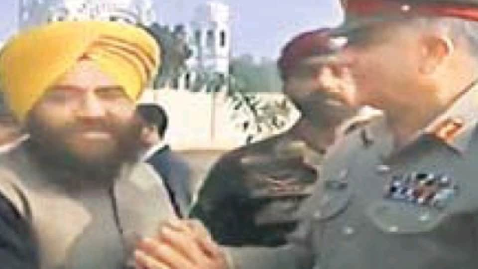 Gopal Singh Chawla,Khalistan,Kartarpur