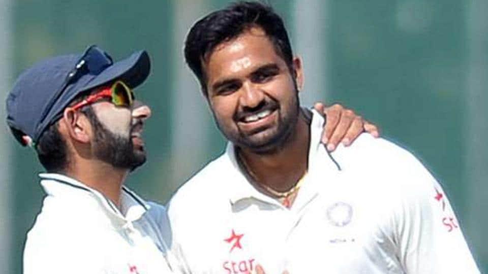 Aniket Choudhary bowled brilliantly for Rajasthan during their Ranji Trophy match against Uttar Pradesh.