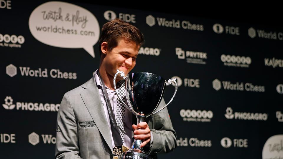 World Chess Championship,Magnus Carlsen,Fabiano Caruana