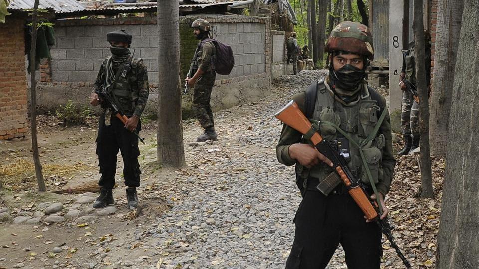 Hizbul militants,militants,Kashmir