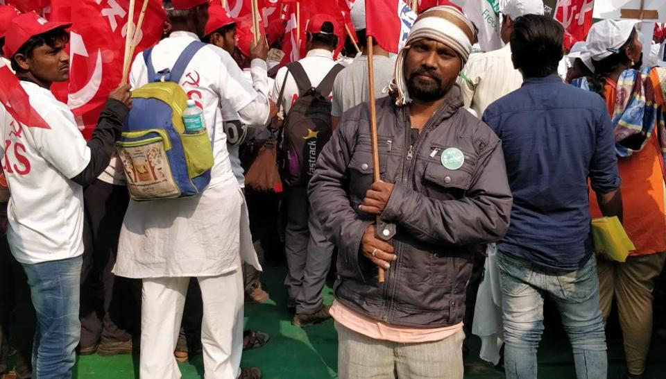 Farmers' march,Farmers' march in Delhi,loan waiver