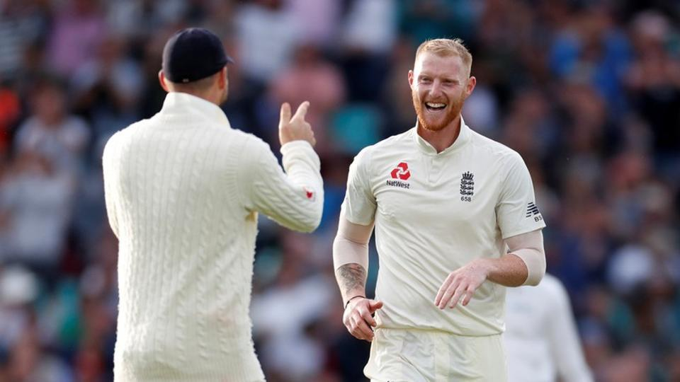 File image of England cricketer Ben Stokes in action during a match.