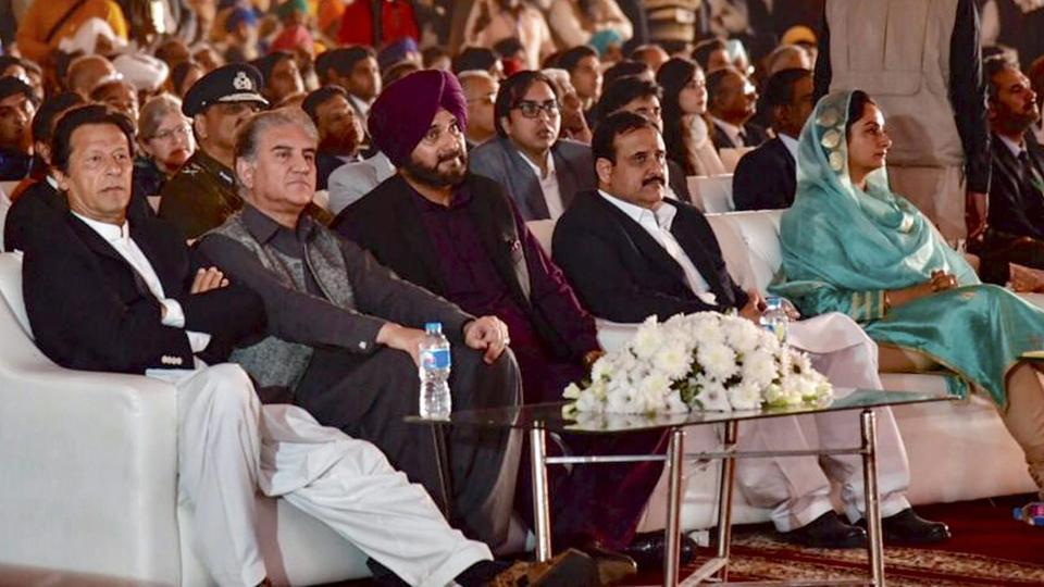 India-Pakistan relations,Imran Khan,Kartarpur corridor