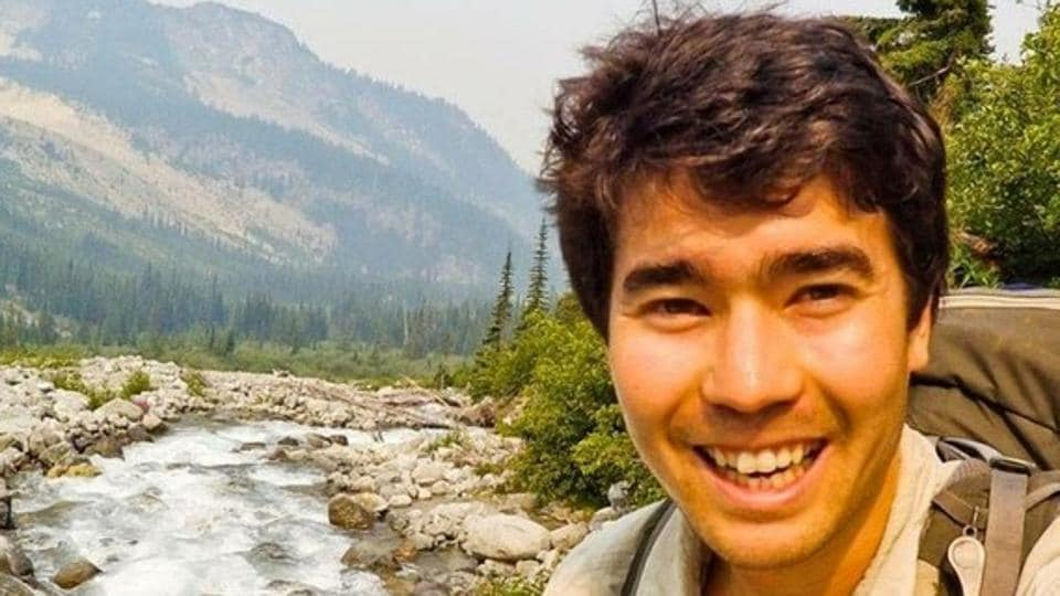 American self-styled adventurer and Christian missionary, John Allen Chau, has been killed and buried by a tribe of hunter-gatherers on a remote island in the Indian Ocean where he had gone to proselytize, according to local law enforcement officials, in this undated image obtained from a social media on November 23.