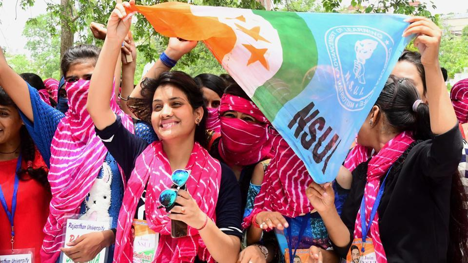 National Students Union of India,LS Polls,Lok Sabha elections