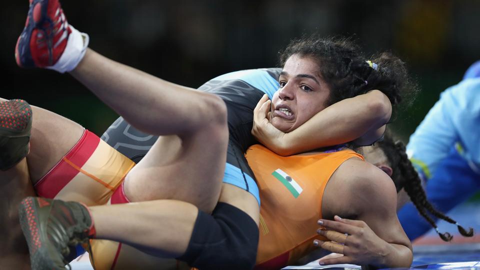 Vinesh Phogat,Sakshi Malik,Wrestling Nationals