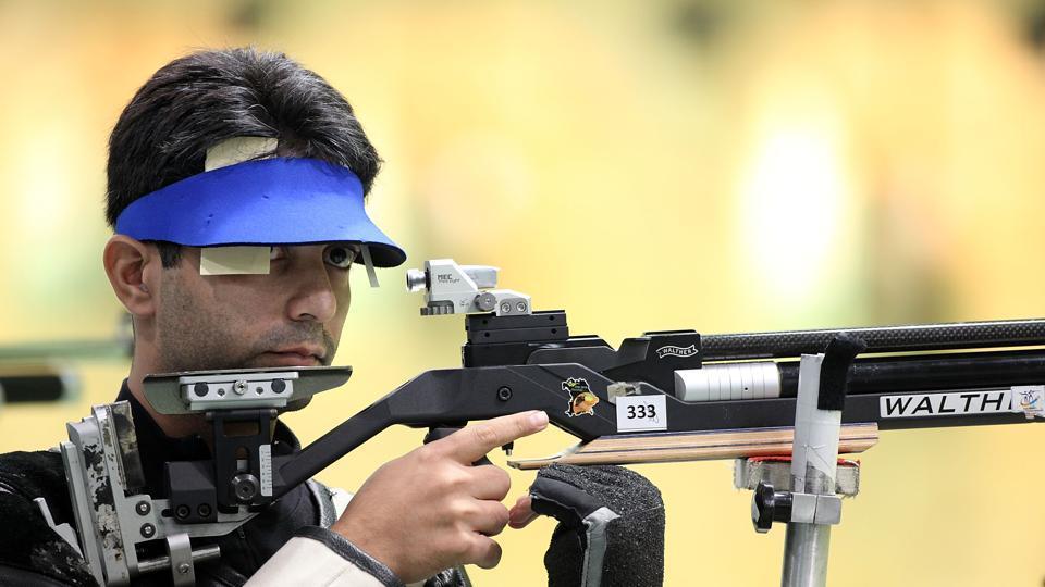 Abhinav Bindra,Olympic gold medallist