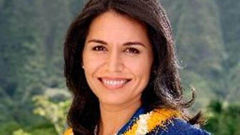 Tulsi Gabbard,Indian-Americans,US election 2020