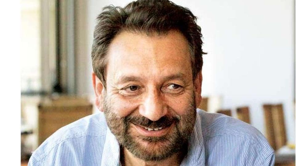 Director Shekhar Kapur spoke about why he doesn't watch his films.