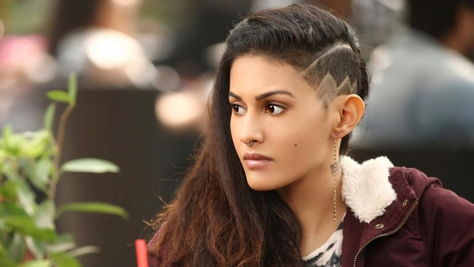 Actor Amyra Dastur is also seen in the web series Trip 2.