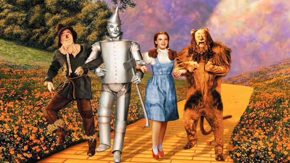 The Wizard of Oz,Star Wars,Psycho