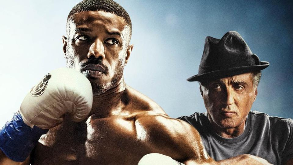 Creed 2 movie review: Sylvester Stallone passes on the torch to Michael B Jordan.