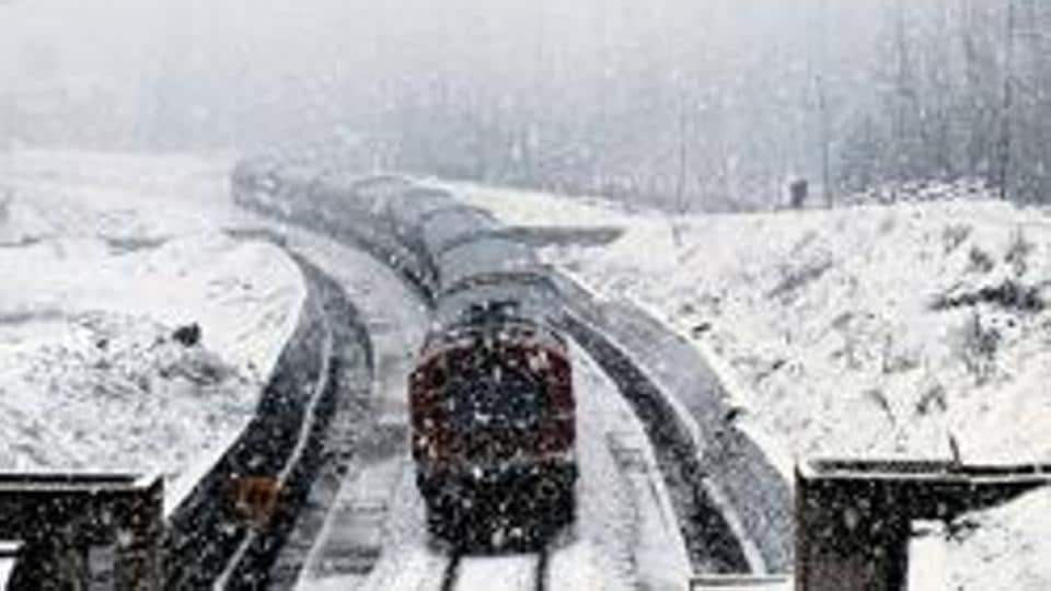 The K&K government issued a statement saying the Centre approved a railway line up to the frontier district of Kupwara.