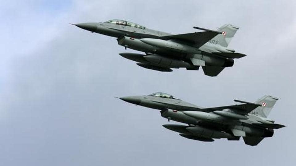 Lockheed, which has proposed to shift its entire F-16 manufacturing base to India, subject to it getting a major order from the Indian armed forces, argued that currently there are production opportunities for more than 400 such fighter jets globally.