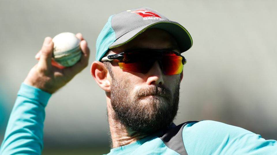 File picture of Glenn Maxwell