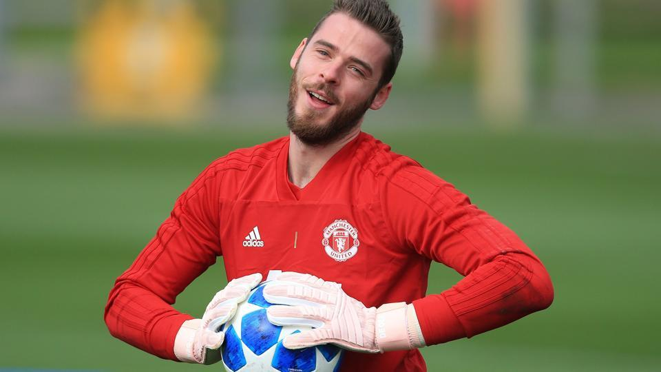 David de Gea joined Manchester United from Atletico Madrid.