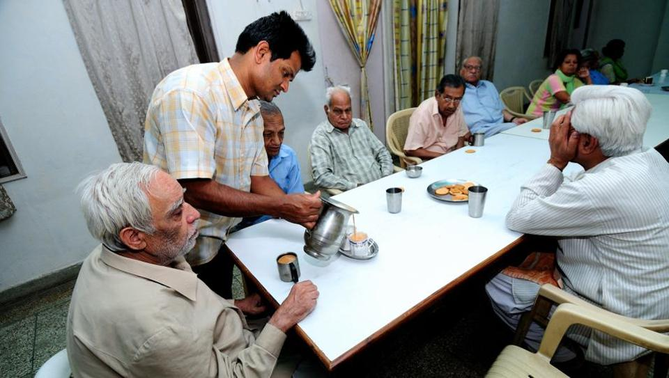 Former union minister and senior advocate Ashwini Kumar urged the Supreme Court that the old age pension amount should at least be half of the minimum wages fixed by the government, which comes at around Rs 3,000 a month.
