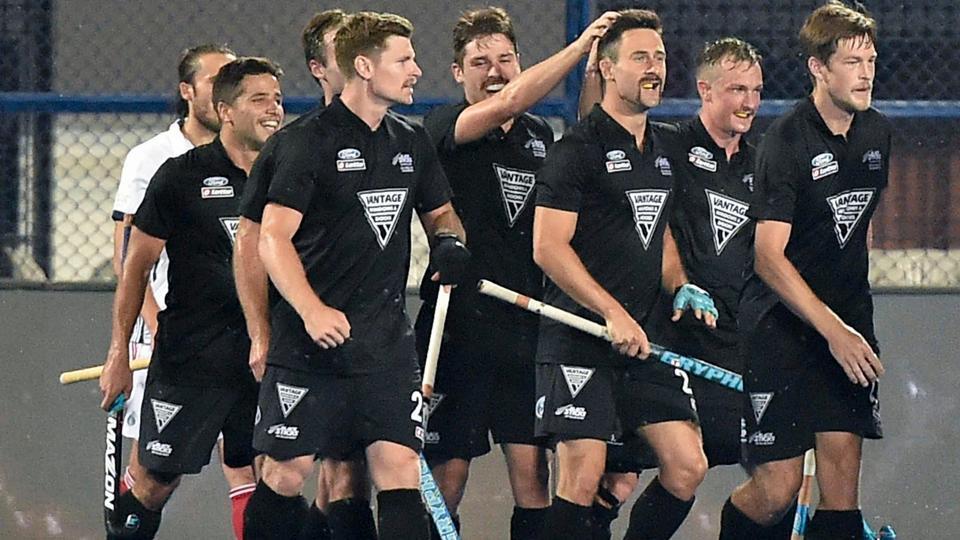 Hockey World Cup,New Zealand men's hockey team,cancer awareness