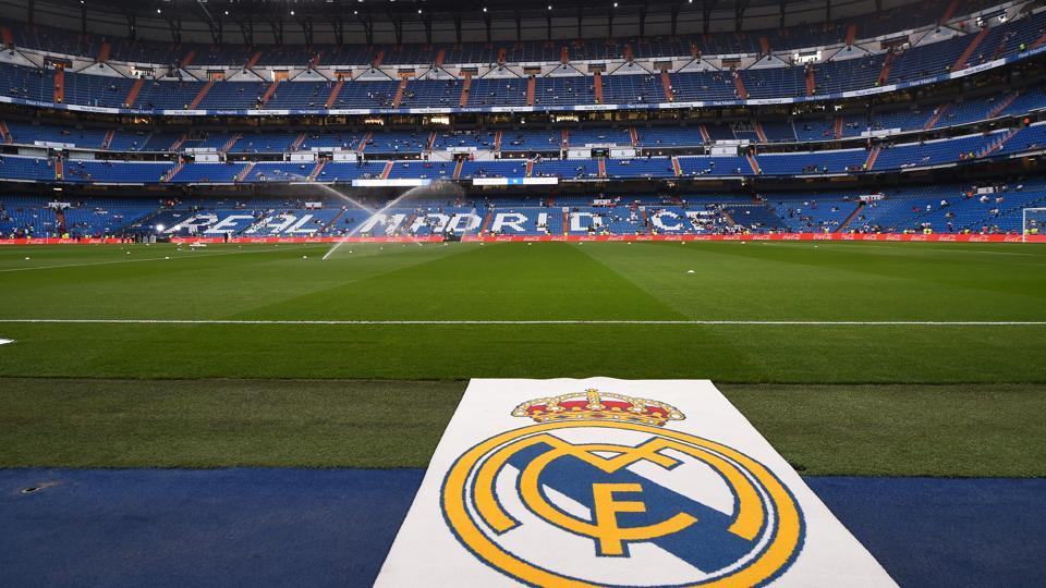 Santiago Bernabeu will also host the Champions League final in May 2019.